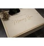 Minimoo Minimoo - Memory Box My Wonder Years