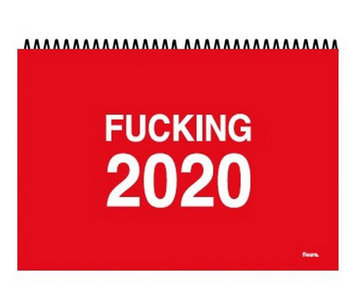 Calendrier Fucking 2020