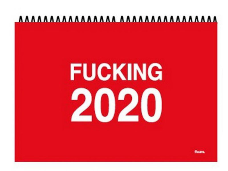 Fisura Fisura - Calendar Fucking 2020