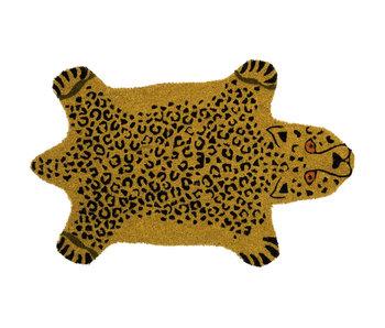 Doormat Cheetah Leopard