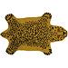 Fisura Doormat Cheetah Leopard