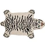 Fisura Fisura - Paillasson Tigre Blanc