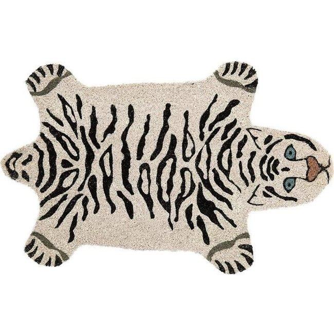 Fisura Paillasson Tigre Blanc