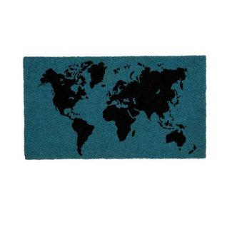 Fisura Paillasson Carte du Monde