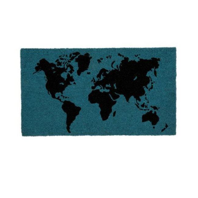 Fisura - Paillasson Carte du Monde