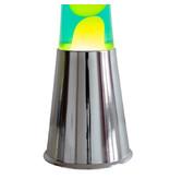 Fisura Lampe à Lave (chromé/rouge/violet) - Copy