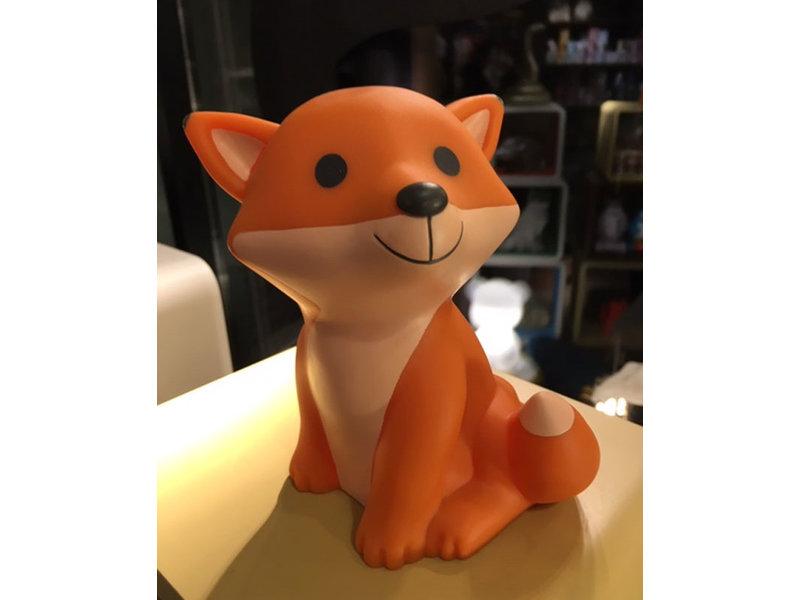 Atelier Pierre Veilleuse Led 'Cesar Fox' (orange)