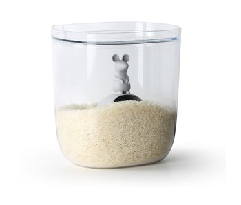 Food Jar Lucky Mouse