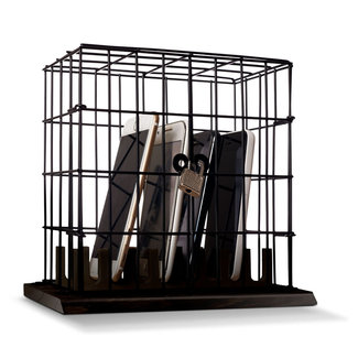 Pusher Téléphone Cage Alcatraz