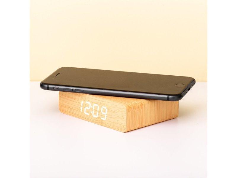 Fisura Fisura Alarm Clock - Phone Charger