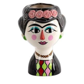 Kitsch Kitchen Vase Marisol - bunt