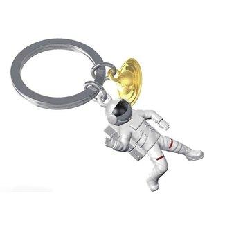 Metalmorphose Porte-Clés Astronaute