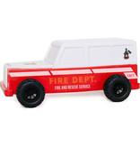 Dhink Dhink - Night Light Fire Truck - sleeptimer