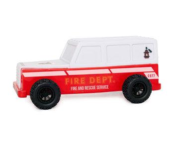 Night Light Fire Truck