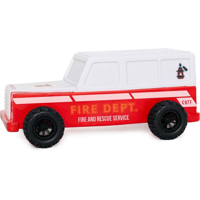 Dhink Nachtlampje Brandweerwagen