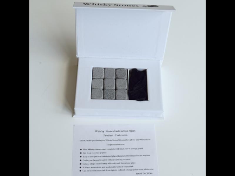 Invotis Invotis - Whisky Stones - reusable ice cubes