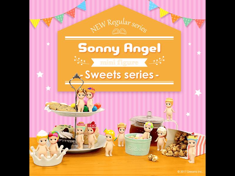 Sonny Angel Sonny Angel Sweets Série