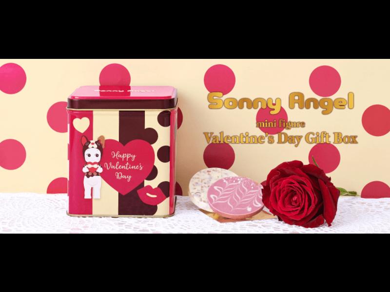 Sonny Angel Sonny Angel Coffret de la Saint-Valentin 2020 - édition limitée