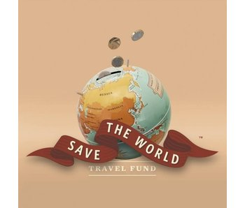 Spaarpot Save The World
