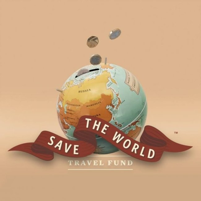 Luckies Tirelire Save The World