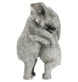 Karé Design Karé Design - Statue Elephant Hug - H 36 cm