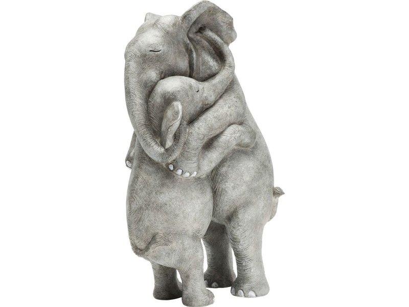 Karé Design Karé Design - Beeld Olifantenknuffel - H 36 cm