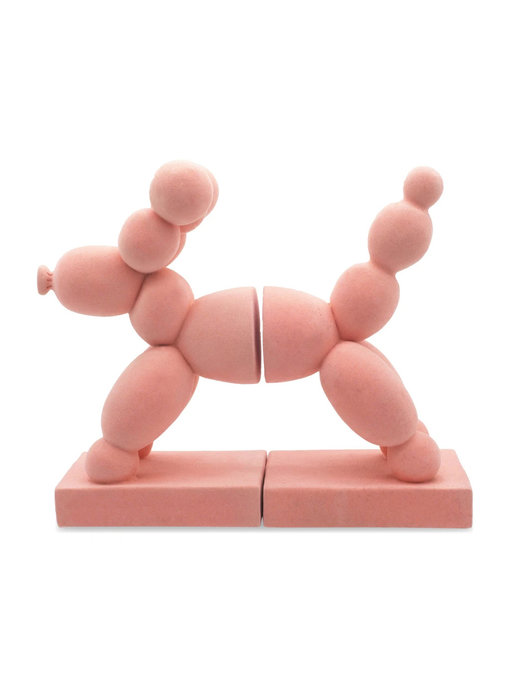 Bookend Balloon Dog