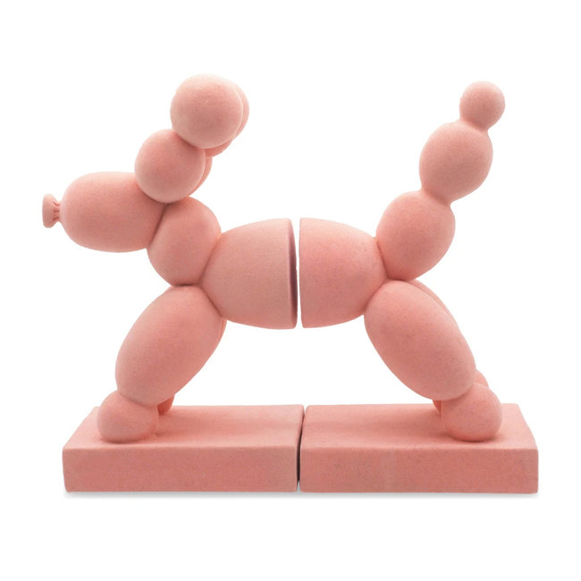 Loco Lama Bookend Balloon Dog