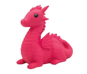 Table Lamp Pink Dragon