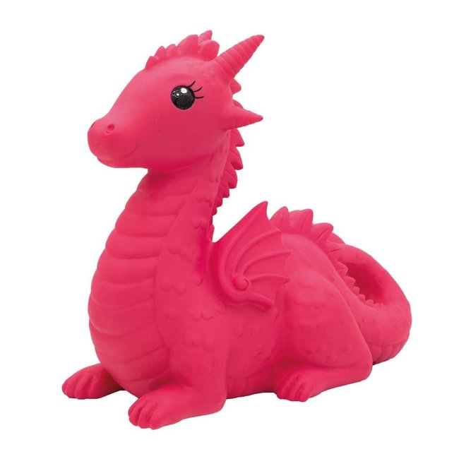 Loco Lama Table Lamp Pink Dragon