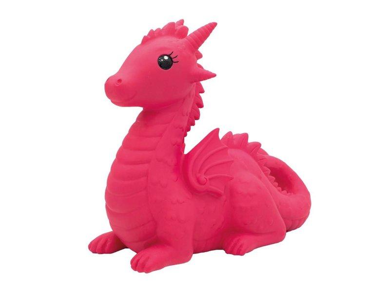 Loco Lama Loco Lama - Table Lamp Pink Dragon