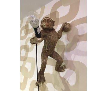 Wall Lamp Cheetah Monkey