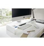Yamazaki  Yamazaki - PC Monitor Stand Tower - white