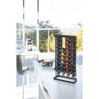 Yamazaki  Coffee Pods Holder Tower - black