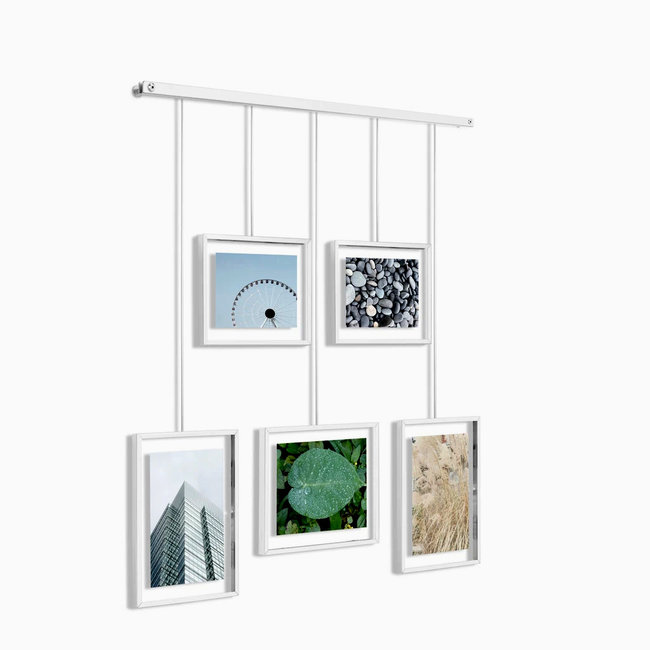 Umbra Photo Display Exhibit 5 - white