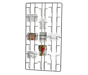 Card Frame - Photo Rack