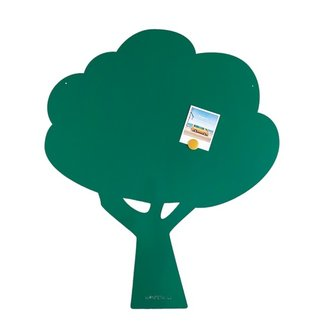 FAB5 Wonderwall Magnet Board Tree