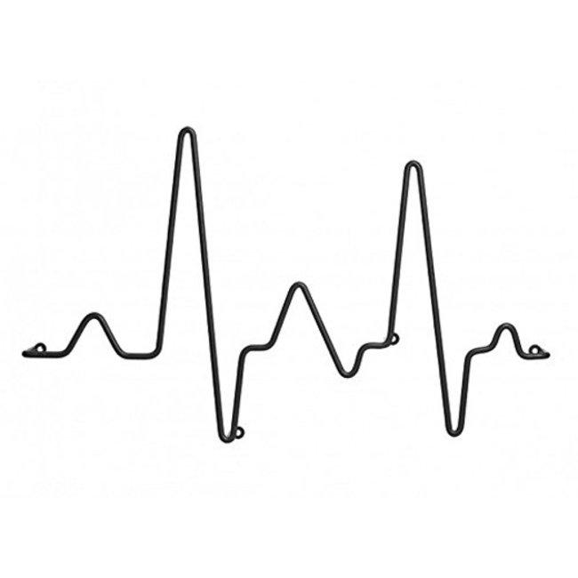 Pusher Wandkapstok Cardio Rack