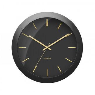 Karlsson Horloge Murale Globe