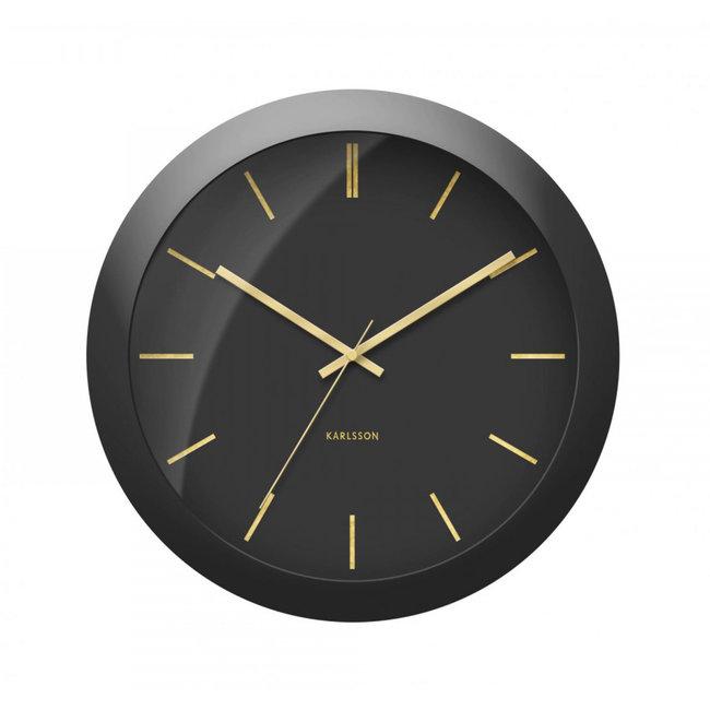 Karlsson Wall Clock Globe - silent movement