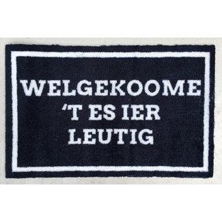 Doormat Ghent - Welgekoome 't Es Ier Leutig