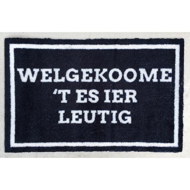 Deurmat Gent - Welgekoome 't Es Ier Leutig