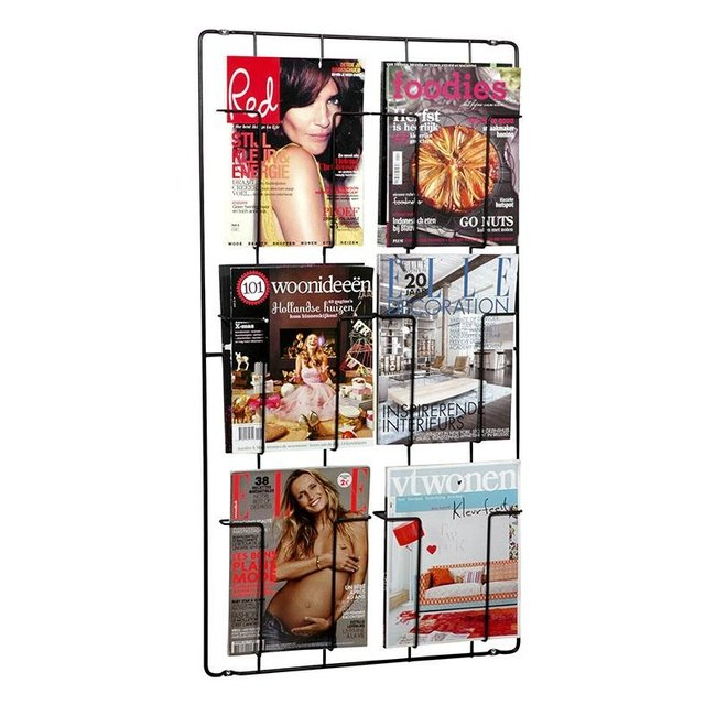Magazine Rack Frame 6