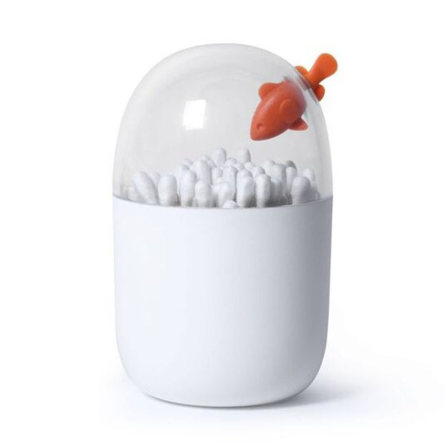 Qualy Cotton Bud Holder Clownfish