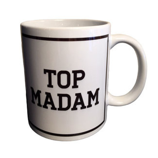 Urban Merch Beker Top Madam