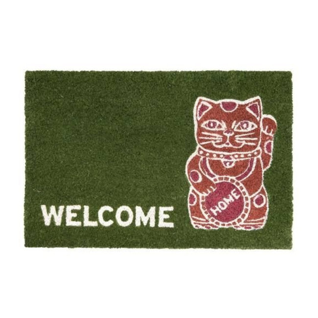 Fisura Doormat Lucky Cat