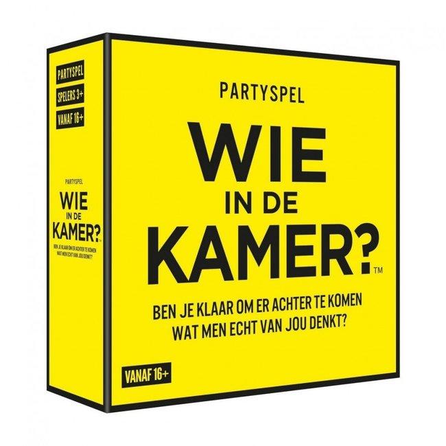 Hygge Games Partyspiel 'Wer im Raum' (niederländische Version)