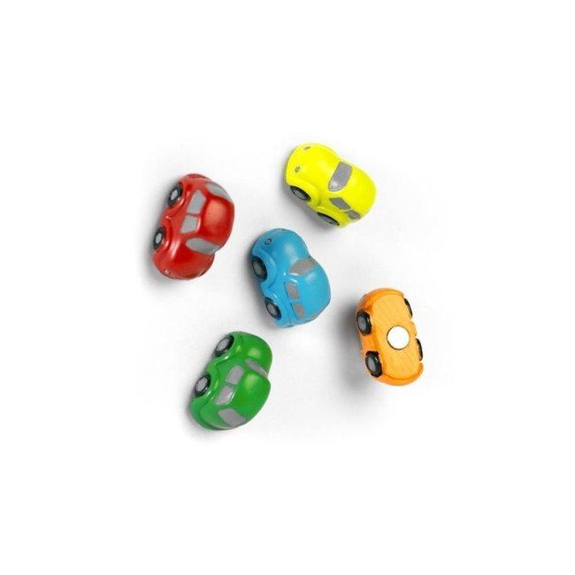 Trendform - Magneten Auto Traffic - set van 5 - sterk