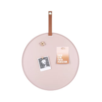 Present Time Magnetic Board Perky - pink