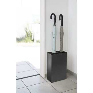 Yamazaki  Umbrella Stand Wide Smart - black
